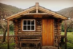 Joalex Henry DIY Log Cabin