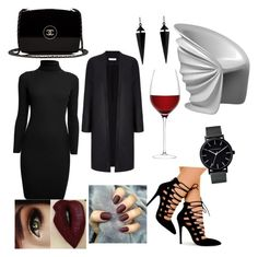 """Scandal with the Girls"" by madamerasta on Polyvore featuring Rumour London, Oasis, The Horse, Chanel and LSA International"