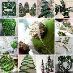Christmas Holiday Tree Decorating Ideas - 8 - Pelfind