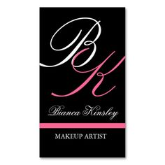 Makeup artist business cards templates free business cards makeup artist business cards templates free business cards pinterest makeup artist business cards card templates and business cards flashek Image collections