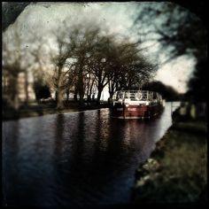 Xmas walk in Dublin