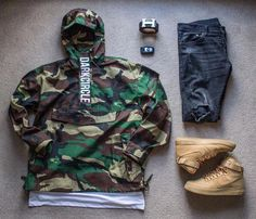 ** Streetwear daily - - - Click this picture to check out our clothing label ** Dope Outfits For Guys, Swag Outfits Men, Stylish Mens Outfits, Casual Outfits, Streetwear Mode, Streetwear Fashion, Streetwear Clothing, Hype Clothing, Mens Clothing Styles