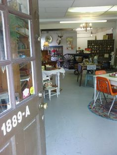 Our former storefront. We now sell similar items from our home and at occasional sales. Updates to come!