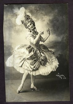 Anna Pavlova 1921