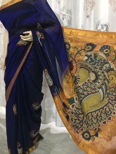 Kalamkari fro Attire Sindhu