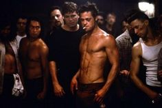Historical Pics @HistoricalPics   Fight club came out 15 years ago.  The first rule of fight club is...
