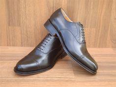 EDWARD #scarpe in stile inglese prodotte in vitello nebrasca