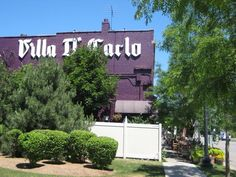 Villa D' Carlo Restaurant (Home of Carl's Pizza) Kenosha, WI