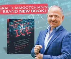 """""""My brand-new book is launching tomorrow and, in celebration, I'm giving away over $1000 in free bonuses to anyone who buys that book tomorrow on Amazon. Check out for more details. Benefits Of Cloud Computing, On Thin Ice, British Accent, Cyber Attack, Investment Firms, Identity Theft, Running For President, What You Can Do, Peace Of Mind"""