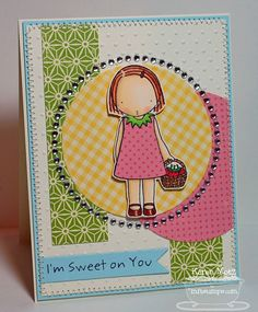 Paper Playhouse: Sweet on You {MFTWSC53}