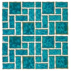 Buy online Random Block Reflection Bahama Blue Glossy Glazed Porcelain Mosaic Tile for Pools Walls, Floor and Backsplash from our online tile store within affordable price. We also offer sample product to check our product quality before place a big orde Tub Tile, Mosaic Tiles, Teal Tiles, Tile Floor, Glass Tiles, Online Tile Store, Swimming Pool Tiles, Tile Stores, Bahama Blue