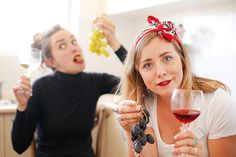 The Vino Duo - Sydney Wine Workshop