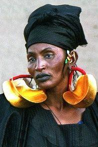 Fulani Women,Mali West Africa.
