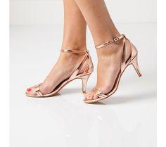 Páskové boty na podpatku | blancheporte.cz #blancheporte #blancheporteCZ #blancheporte_cz #sandals