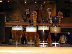 Beer Tasting at TopFlight in Napa, Ca http://www.donapa.com/wine-tasting-rooms/wineries-of-napa-valley
