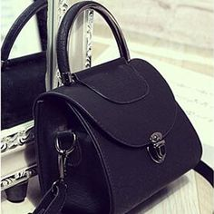 HIKULITY 2016 Factory Outlet Luxury Vintage Flap Shoulder Bags Elegant Ladies Temperament Leather Women Handbag High Quality-in Shoulder Bags from Luggage & Bags on Aliexpress.com | Alibaba Group