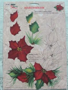 One Stroke Reusable Christmas Teaching Guides by ClaudiasCrafts39 More