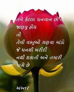 Gujarati Thoughts