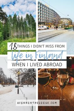 As much as I love my home country, unfortunately there are downsides to it as well, just like everywhere. Here's a list of things I didn't miss from Finland when I lived abroad. Travel Hack, Travel Tips, Travel Destinations, Finland, Blogging, Posts, Group, Lifestyle, Country