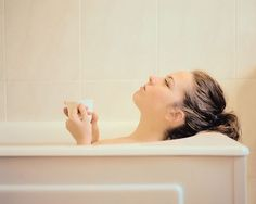 Resolution 4: Take more baths http://beautyeditor.ca/2014/01/02/beauty-resolutions-2014/
