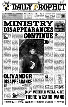 DP: Ministry Disappearance by WiwinJer on DeviantArt