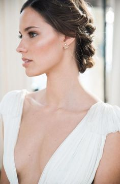 22 new Ideas wedding makeup romantic natural flower crowns #wedding #makeup