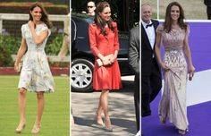 Jan 2020 - Kate Middleton paired nude pumps with her bright coat. Looks Kate Middleton, Kate Middleton Prince William, Prince William And Kate, William Kate, Duchess Kate, Duchess Of Cambridge, Princesa Kate Middleton, Prinz William, Celebrity Photos