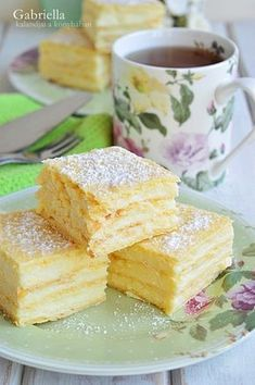 Vasárnapi krémes Hungarian Desserts, Hungarian Recipes, Cookie Recipes, Dessert Recipes, Bread Dough Recipe, Torte Cake, Salty Snacks, Dessert Drinks, Sweet And Salty