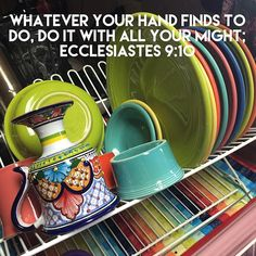 #verseoftheday #morningpraise #ilovemyjob #happyhomemaker #fiestaware #talavera #cincodemayo #followingjesus