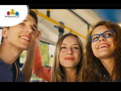 Studencie! Z uśmiechem i energią wkraczamy w nową kampanie: Rusz tyłek - poznaj!  Wiec szykuj się - zabierz aparat, ciepłą czapkę i wyruszaj w miasto! Bydgoszcz jest wspaniała, zobacz to sam!  Na początek proponujemy film promujący nasze miasto ;)