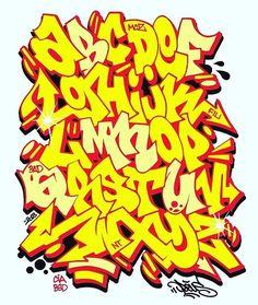 Graffiti Art, Graffiti Piece, Graffiti Words, Graffiti Writing, Street Graffiti, Graffiti Styles, Tattoo Creative, Creative Lettering, Lettering Design