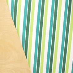 Diagonal Stripes - Green Stone Wrap | BeckyHiggins.com