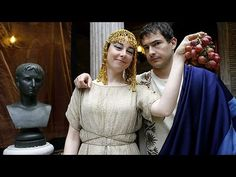 The Supersizers Eat... - Ancient Rome (Full Documentary) - YouTube