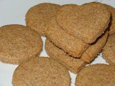 Receta de Galletas digestivas caseras Digestive Cookie Recipe, Digestive Cookies, Digestive Biscuits, Cookie Recipes, Snack Recipes, Dessert Recipes, Sweet Desserts, Sweet Recipes, Whole Grain Foods