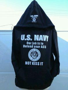 My father served, Vietnam Vet. Navy Day, Go Navy, Army & Navy, Navy Sister, Navy Girlfriend, Black Hooded Sweatshirt, Hooded Sweatshirts, Black Hoodie, Hoodies