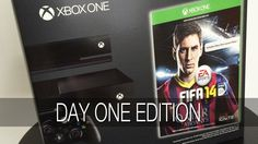 Xbox One Day One Edition Unboxing & First Look [ Source http://www.youtube.com/geekanoids ]