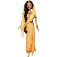 Barbie Collector Barbie Dolls of the World Doll, India Doll