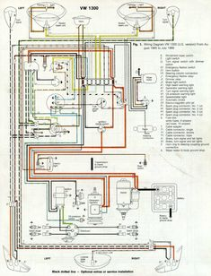 '66 and '67 VW Beetle Wiring Diagram Articles from