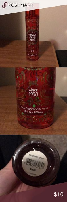 NWOT Bath and Body works fine fragrance mist. New without tags Winter Candy Apple Bath and Body Works fine fragrance mist. Other