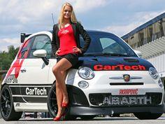 CarTech Fiat 500 Abarth