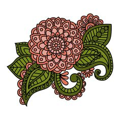 Drawing in apps Mandala - Coloring Books for Adults! Join now to people in social networks #coloringmandalasadult