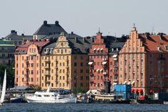 Stockholm, Sweden. Loved the 20 hours of sunshine during my visit