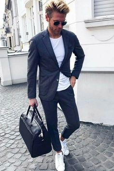 navy chinos outfit ideas for men