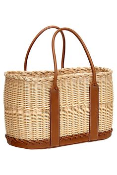 Hermes Garden Party basket