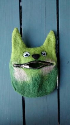My purse..felted