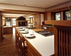 It's been a quite a while since Frank Lloyd Wright's J. Kibben Ingalls House in River Forest has been up for grabs, and if these retro listing photos say anything, it's that the home has been in g...