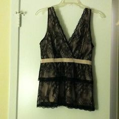 Tops - I.N.C International Concepts Lace Top