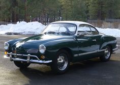 1966 Volkswagen Karmann Ghia Maintenance/restoration of old/vintage vehicles: the material for new cogs/casters/gears/pads could be cast polyamide which I (Cast polyamide) can produce. My contact: tatjana.alic@windowslive.com