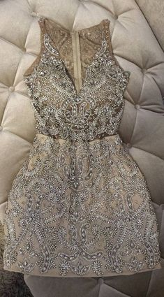 short Prom Dresses ,prom gown,Champagne tulle short prom dress, homecoming dress - New Outfits Hoco Dresses, Dance Dresses, Pretty Dresses, Beautiful Dresses, Formal Dresses, Tight Dresses, Wedding Dresses, Mode Hijab, Dream Dress