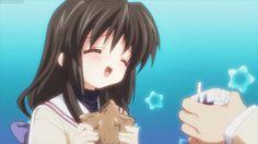 Resultado de imagen para nagisa and tomoya play gif